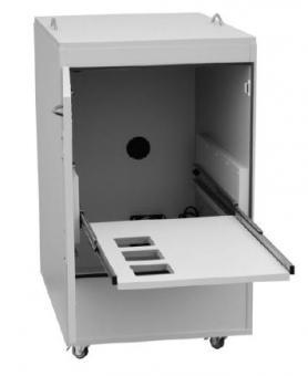 Druckerschrank Eti-Clean - Etikettendrucker Staubschutzschrank 530