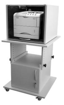 Laserdruckertisch Gorilla3 B=760mm T=800mm H=510mm - 750mm